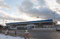 Аэропорт Емельяново.