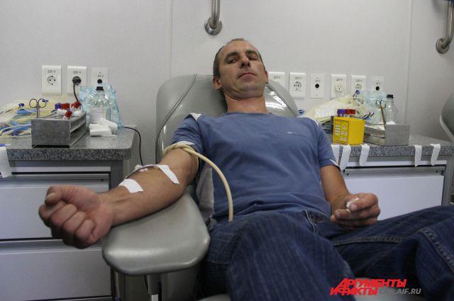 Нужны доноры любой группы крови