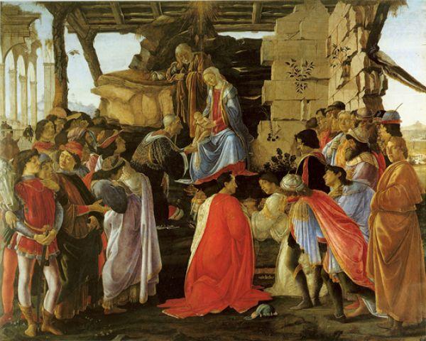 Около 1475 года живописец написал для состоятельного горожанина Гаспаре дель Ламы прославленное полотно «Поклонение волхвов», на котором помимо представителей семейства Медичи изобразил и самого себя.