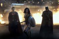Кадр из фильма «Бэтмен против Супермена: На заре справедливости».