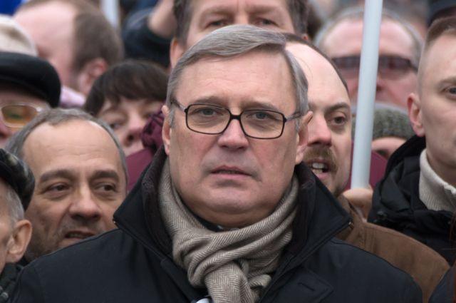 Михаил Касьянов