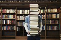 Сегодня в библиотеках можно найти книги на любой вкус.