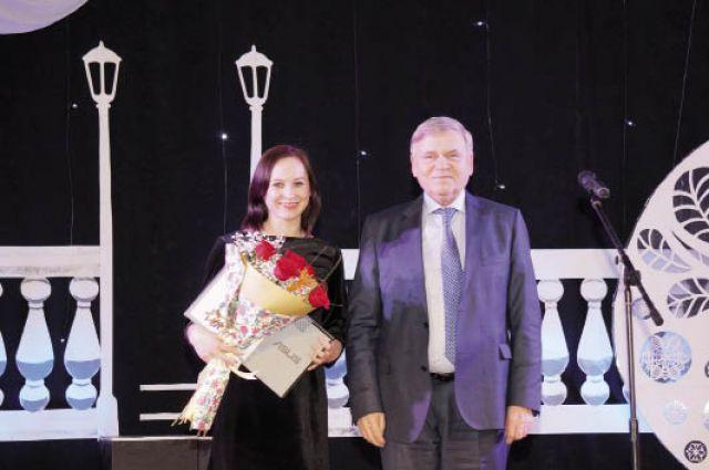Учитель из Перми Светлана Брюханова получила