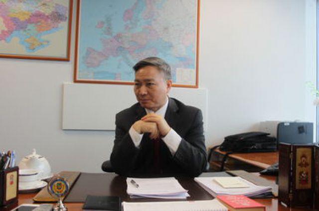 Глава представительства Всемирного банка в Украине, Молдове и Беларуси Чимяо Фан