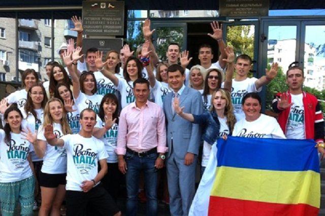 Сегодня в Ростове-на-Дону действуют более 300 детско-юношеских общественных организаций.