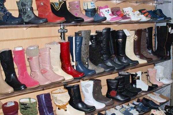 ТК ООО «Рассвет» предлагает большой выбор одежды и обуви для детей.