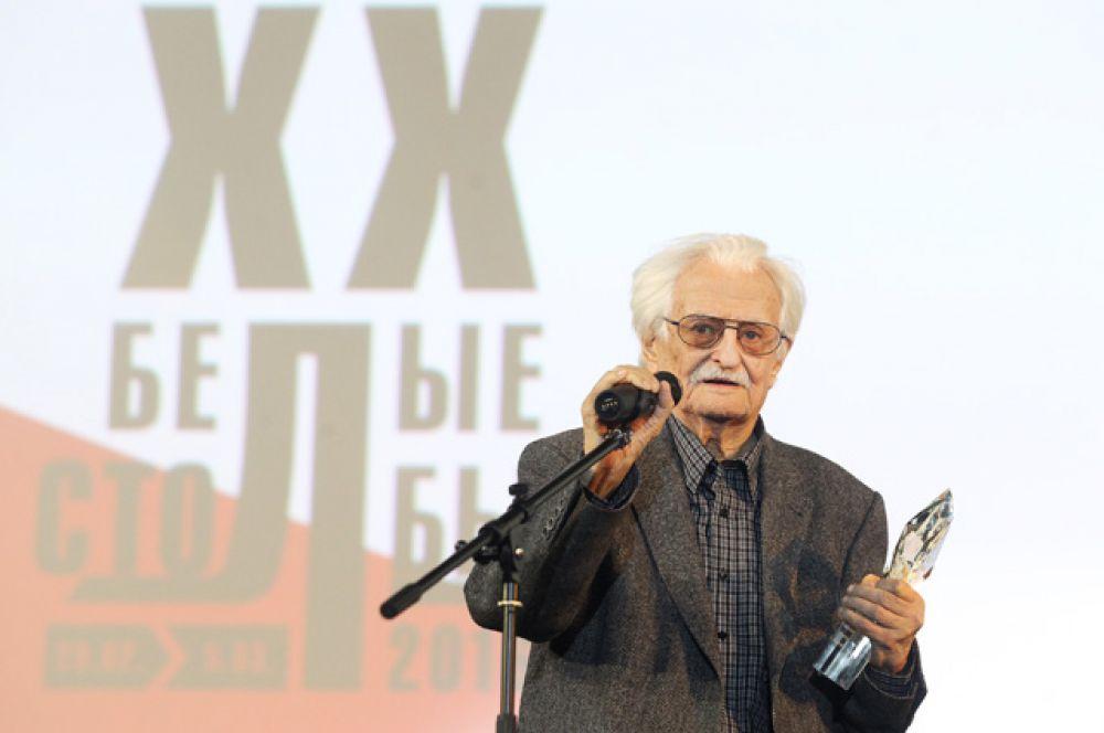 Марлен Хуциев — советский и российский кинорежиссёр, сценарист, актёр, педагог.