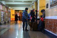Вокзал (архивное фото).