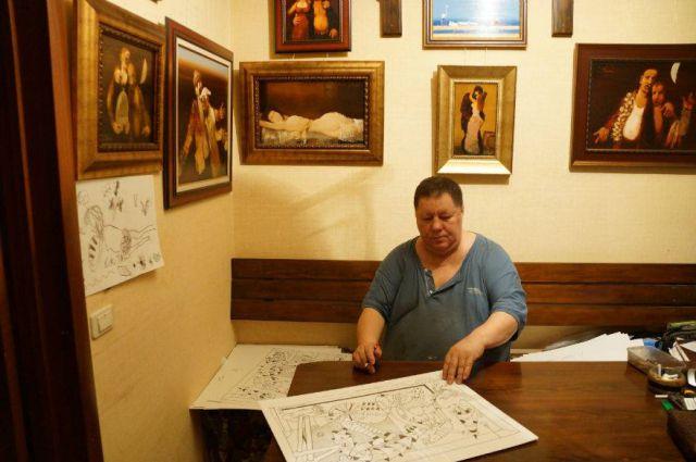 Сергей Воржев.