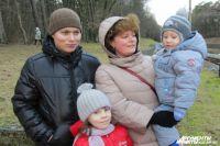 Юлия Разумовская унывать не привыкла.