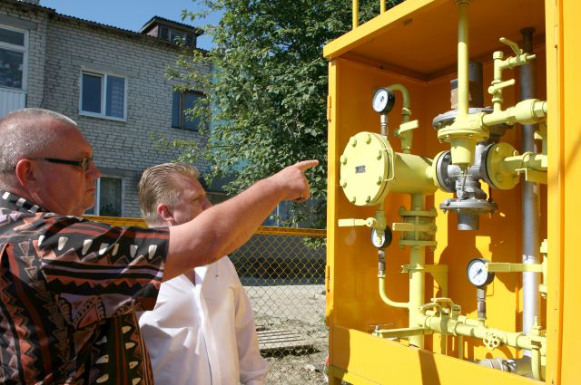 Калининградец может отправиться в тюрьму за хищение газа на 100 тыс. рублей.