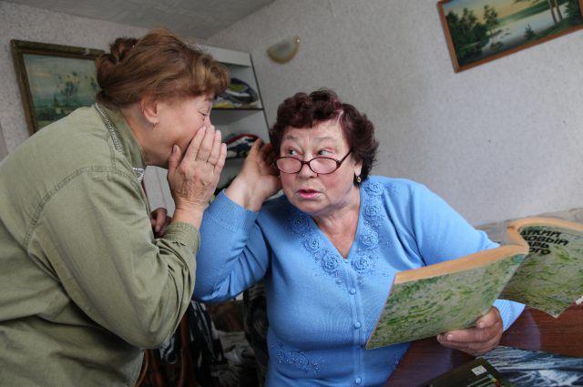 Около 2% южноуральцев страдают нарушениями слуха.
