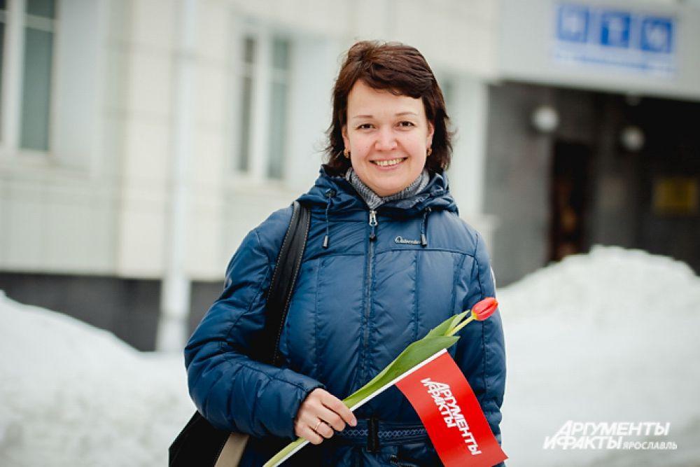 Наталья Тарелкина