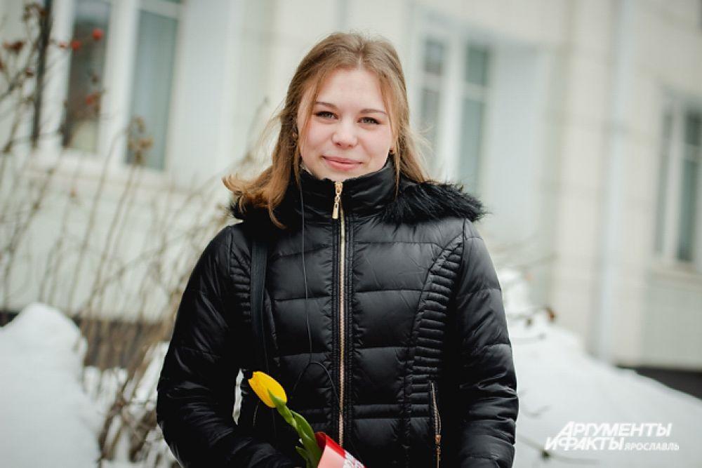 Юлия Брынзина