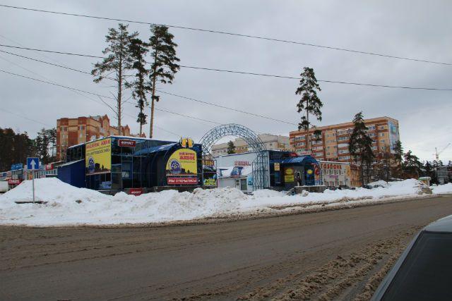 Хороший город - Мелекесс: куда ни глянешь - всюду лес!