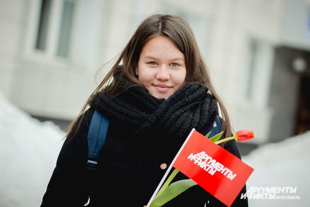 Виктория Гинина