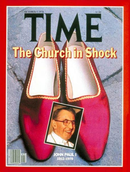 9 октября 1978 года. Издание обсуждает избрание нового папы Иоанна Павла Второго, победу которого не смог предсказать ни один церковный эксперт.