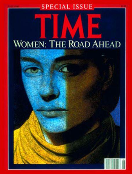1 ноября 1990 года. Выходит специальный номер Time, посвященный борьбе женщин за равные права с мужчинами.