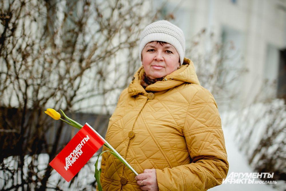 Лариса Павлычева