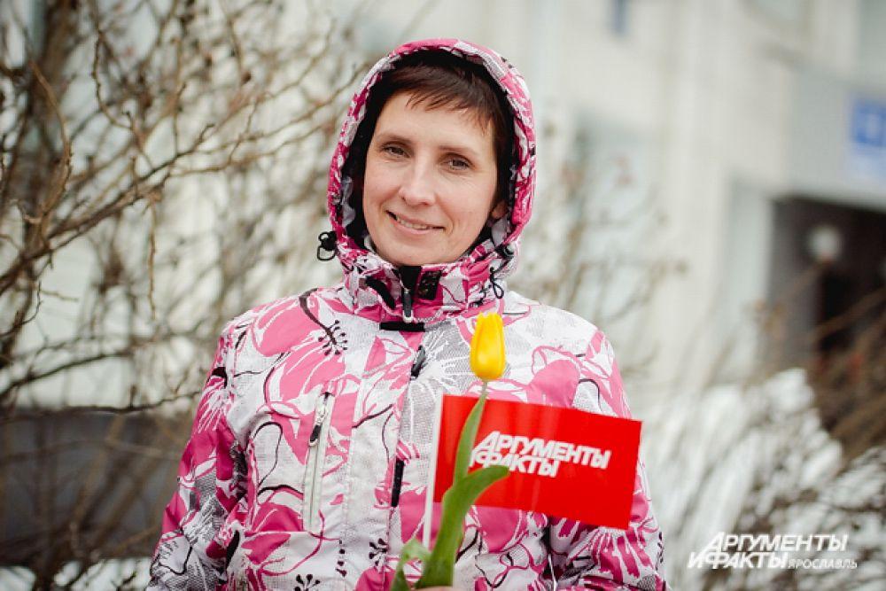Наталья Якушева