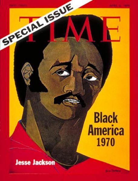 6 апреля 1970 года. Выходит специальный выпуск журнала, посвященный правам чернокожего населения в США.