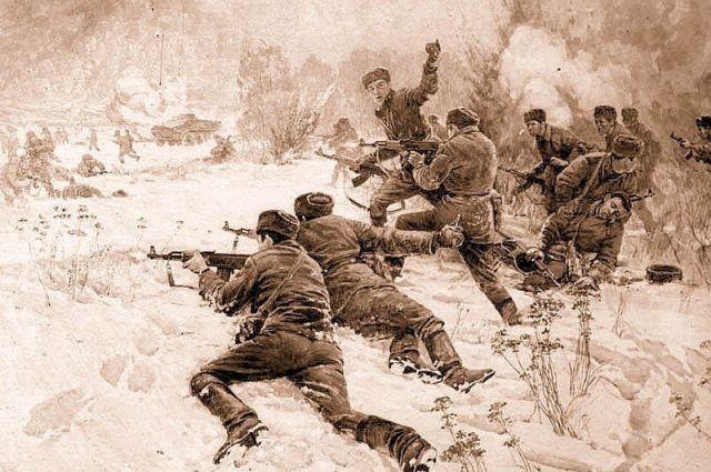 2 марта 1969 года начался вооруженный конфликт на острове Даманский