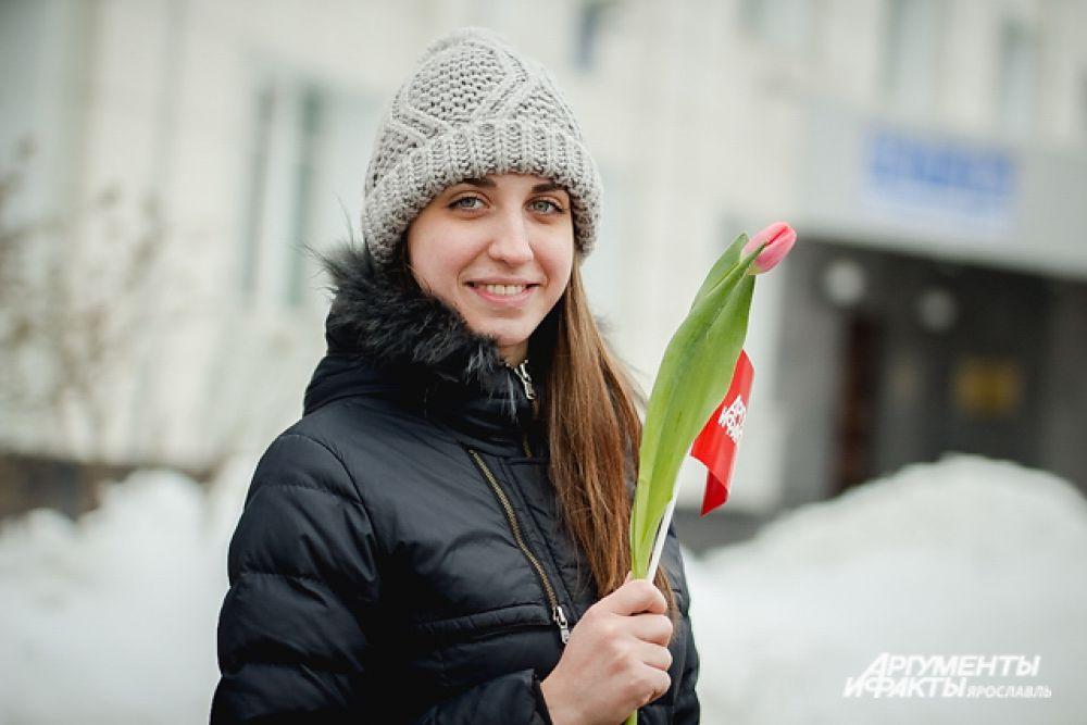 Мария Тебнева