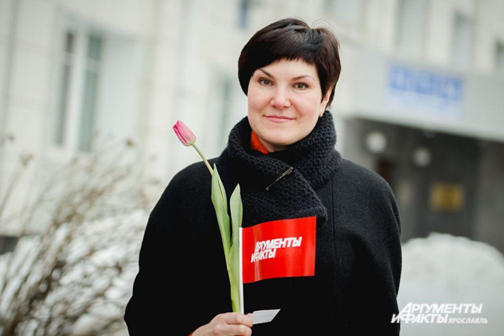 Елена Елфимова