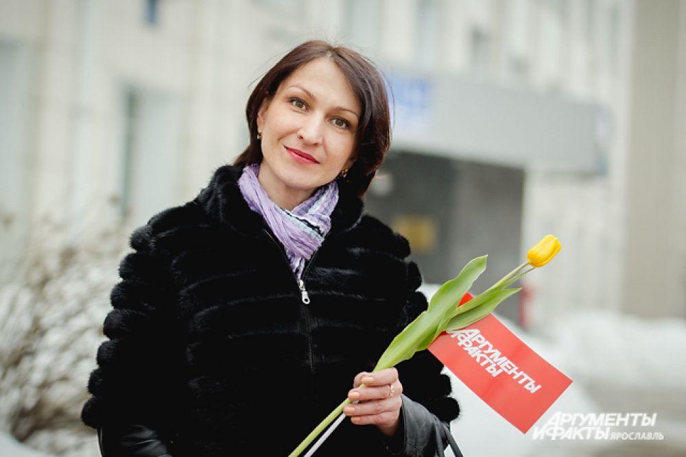 Ирина Сазанова