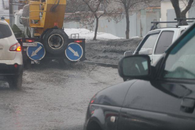 На пересечении улицы Перелета и дороги на Мостоотряд в прошлом году произошло 11 ДТП.