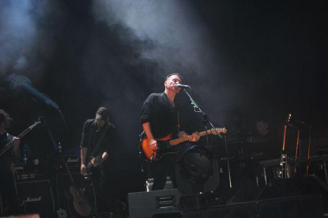Концерт Вадима Самойлова в Крыму.