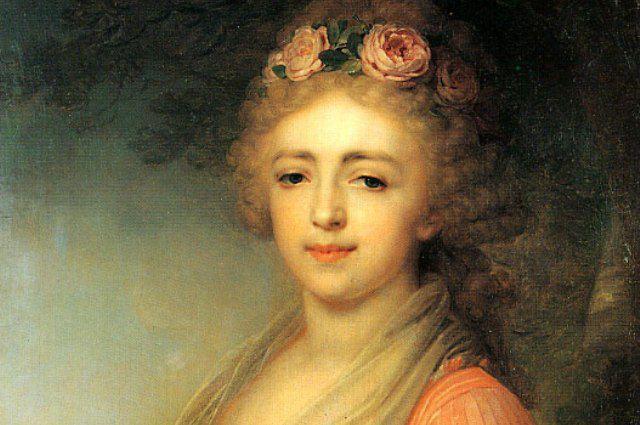 Александра Павловна Романова великая княгиня, 1783-1801, палатина венгерская.