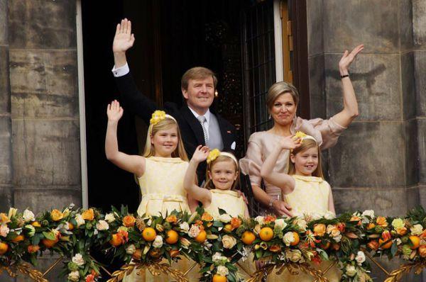 Принцесса Катарина-Амалия Беатрикс Кармен Виктория (на фото: крайняя слева) — принцесса Нидерландов, принцесса Оранская, старшая дочь короля Нидерландов Виллема Александра и королевы Максимы, внучка королевы Беатрикс.