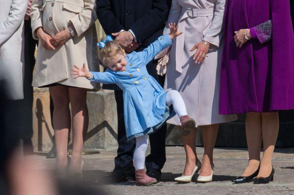 Её Королевское Высочество Эстель Сильвия Ева Мэри, принцесса Швеции, герцогиня Эстергётландская (родилась 23 февраля 2012 года) — первый ребёнок наследницы шведского престола кронпринцессы Виктории и её супруга, герцога Вестергётландского Даниэля Вестлинга.