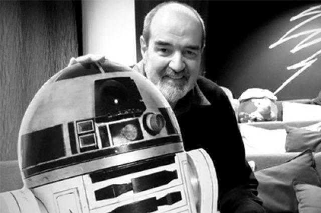 Создатель робота R2-D2 Тони Дайсон умер на Мальте
