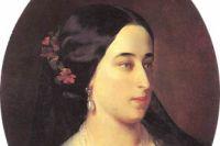 Внешность у Марии Александровны была необычной