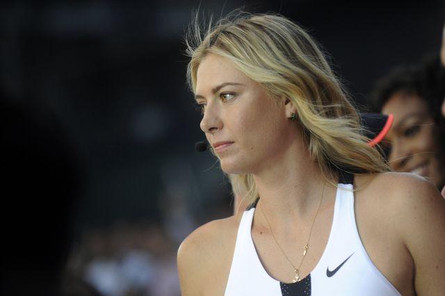Nike остановила сотрудничество с Марией Шараповой из-за скандала с допинг-тестом