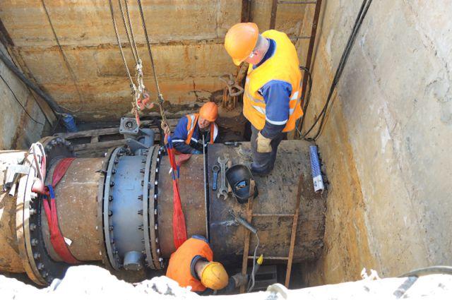 На объектах водоснабжения развернулся масштабный ремонт.