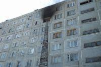 Из горящего жилища самостоятельно эвакуировались 25 человек.