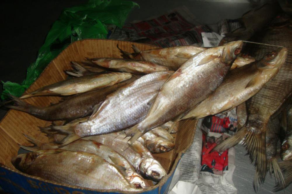 У 9 из 27 продавцов рыбной продукции не оказалось ветеринарных сопроводительных документов.