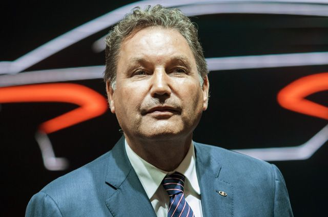 Бу Андерссон.