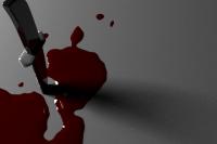Убийца нанес около шести ножевых ранений