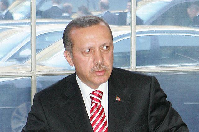 Реджеп Эрдоган.