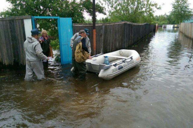 В 2015 году от паводка наиболее сильно пострадали жители Нижневартовска.
