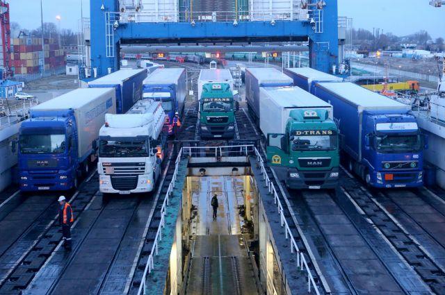 Три новых парома построят для курсирования между Балтийском и Усть-Лугой.