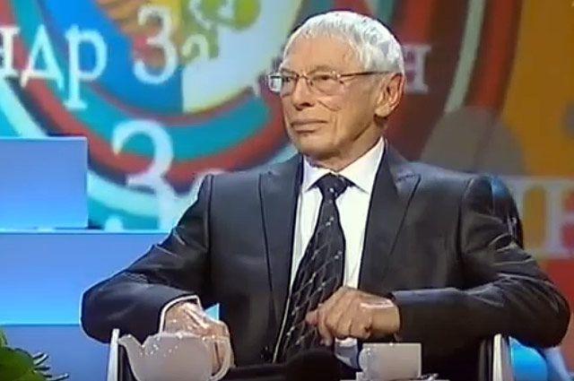 Владимир Путин поздравил композитора Александра Зацепина сюбилеем