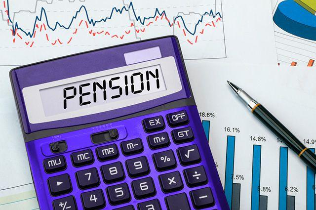 Из пенсии вычитают за кредит