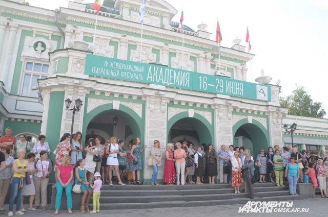 В Омске прошло первое заседание попечительского совета фестиваля.