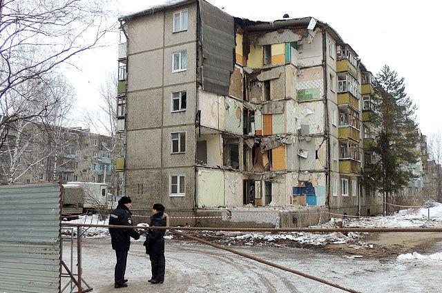 Из-за небрежного отношения к газовому оборудованию в доме в результате взрыва погибли семь человек.