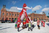 Главные масленичные гуляния пройдут в Омске 13 марта.